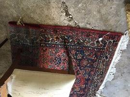 Asian rug