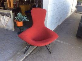 Original Bertoia Bird Chair with Knoll fabric