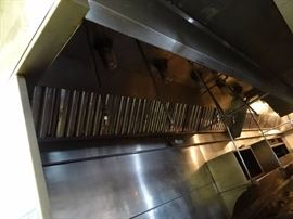 Avtec 13' Fully Stainless Commercial Kitchen Exhau ...