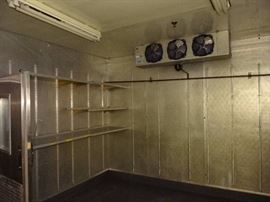 19'x15' Commercial Walk-In Cooler/Freezer Combo