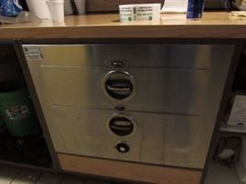 Toast Master Built In Food Warming Drawer Unit