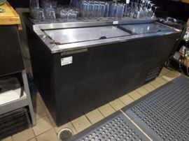 "True 65"" Bar Back Bottle Box"
