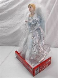 Led Angel Tree Topper