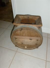 Early Country Butter Churn