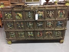 Nepal/Indian Dowry chest