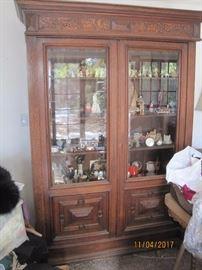 Nice carved cabinet