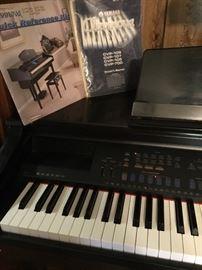 Clavinova digital piano