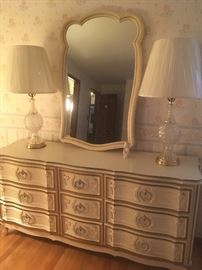 Nice French Provincial bedroom set