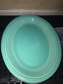 FIESTAWARE LARGE OVAL PLATTERS-2 AVAILABLE