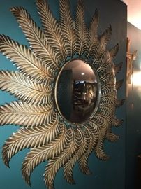 LARGE METAL MIRROR-2 AVAILABLE