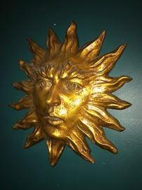 SUN WALL HANGING