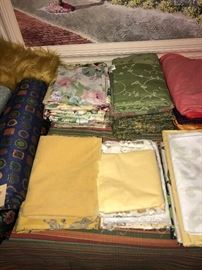 LARGE SELECTION OF DESIGNER FABRIC