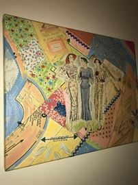 SIOUXSAN E. MILLER ORIGINAL ART