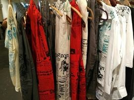screenprinted clothing