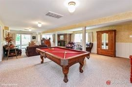 Pool table only for sale