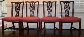 Hickory Chair Co. Dining Chairs - 4 of 8