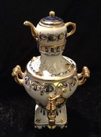 Stunning Antique Russian Samovar