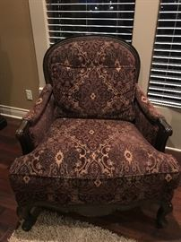 Custom Accent Chair Featherstone Home Accents