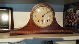 Vintage Seth Thomas clock.