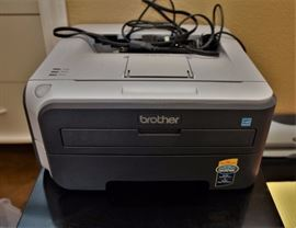 Brother black and white printer