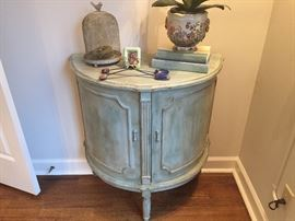Painted Wall Chest