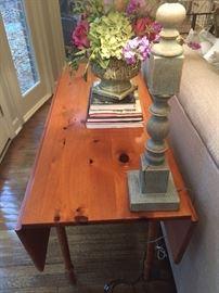 Drop Leaf Shaker Table