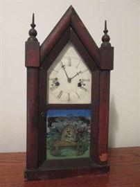 Vintage Mantle Clock