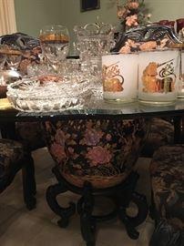 Beautiful Asian Style Breakfast Table