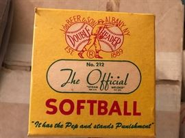 Soft Ball in Original Box (4)