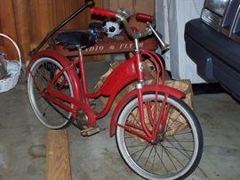 Pink Lady Bike