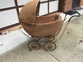 Vintage Baby Carriage
