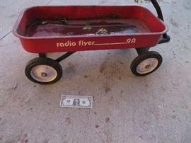 Radio Flyer 9A