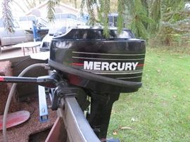 Mercury 15 Horse