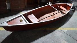Coleman 15 ft canoe