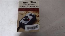 Power tool electronic speed controller- New in box