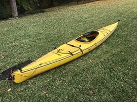 Aquaterra Spectrum Kayak