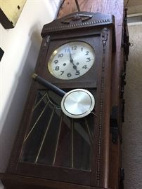 another old wall clock