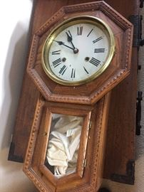 Terrific old wall clock