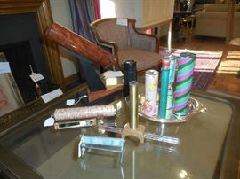 Living Room:  Some kaleidoscopes are still available.