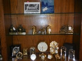Living Room:  Many of the collectibles are still available.