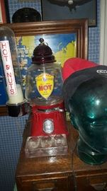 Fabulous Old Hot Nut Machine & More