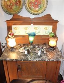 furniture vintage cabinet