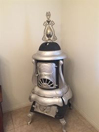 Cast Iron Stove $SOLD