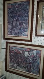Todd Tibbals signed prints
