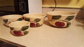 Watt bowl set