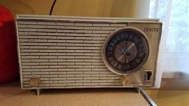 Zenith radio works.