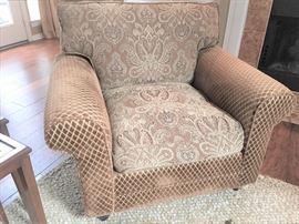 4-Custom LR Chairs