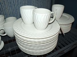 "DANSK ""Tsunami"" Dishes"