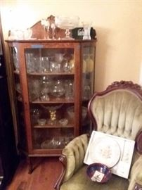 More crystal.  (The curio is not for sale.)