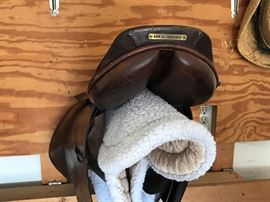 Beautiful Prestige Jumping Saddle